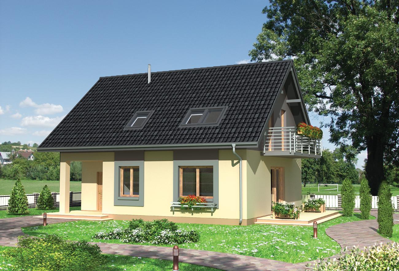 Основа дома - пеноблок