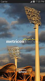 Metricon Stadium - náhled