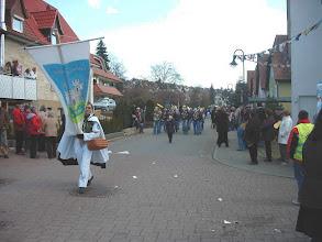 Photo: Jetzt geht es aber los - da kommen die Veranstalter, die Burghau-Goischter -