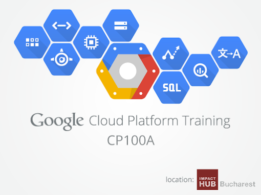 CP100A: Google Cloud Platform Fundamentals, Bucharest