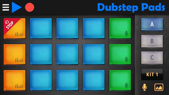 Dubstep Pads for PC-Windows 7,8,10 and Mac apk screenshot 1