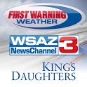 WSAZ First Warning Weather App icon