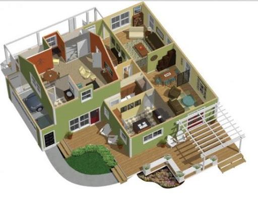 3d home architect 5.0 screenshots 5
