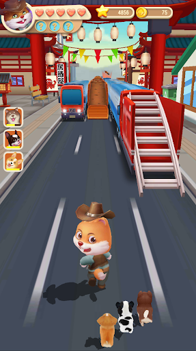 Forest Run - Pet Home android2mod screenshots 8