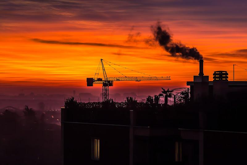 L'alba di una nuova costruzione di utente cancellato