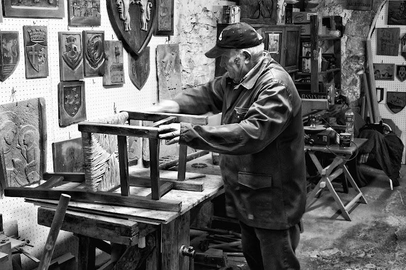 Passione legno di Yoyo