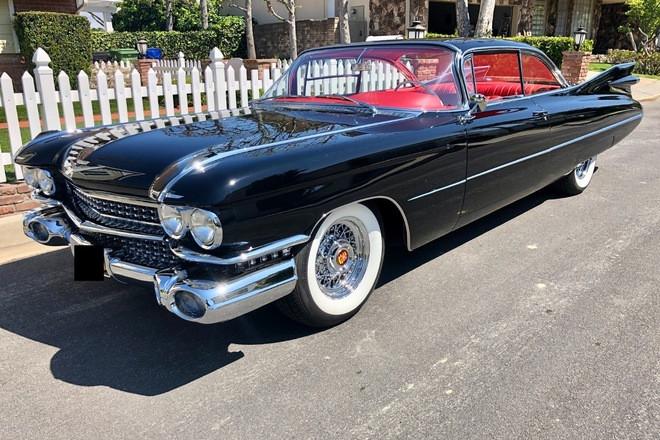 1959 Cadillac Coupe De Ville Hire TX