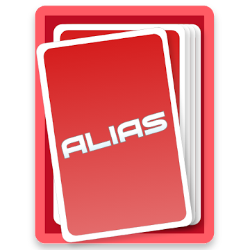 Party Alias - words game