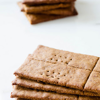 "Almond ""Graham"" Crackers (Gluten Free)"