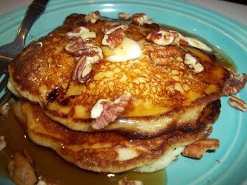 ~ Banana Pancakes ~ Awesome! Recipe