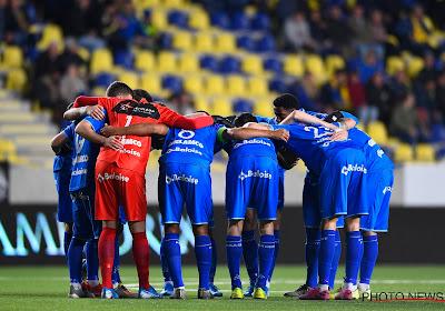 """""""Het lag erg droog tijdens de training"""": AA Gent ziet Asare uitvallen door kunstgras Stayen, Kums speelt donderdag ook niet op Anderlecht door gekende reden"""