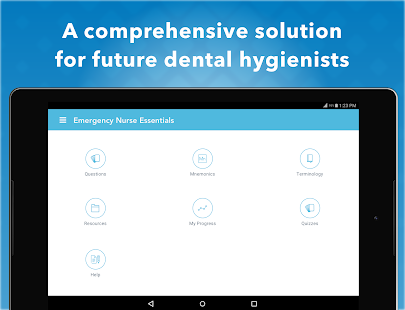Dental Hygiene Mastery: NBDHE- screenshot thumbnail