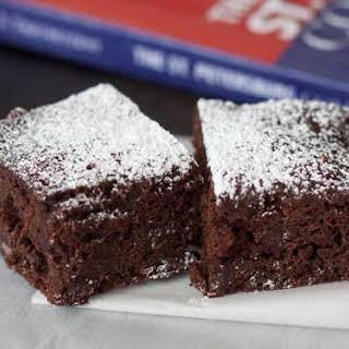 Beet Brownies.