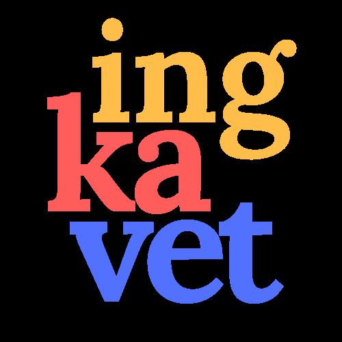 ingkavet logo transparent