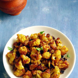 Gobi Roast   Pan Roasted Cauliflower