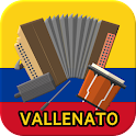Vallenato Radio Estereo icon
