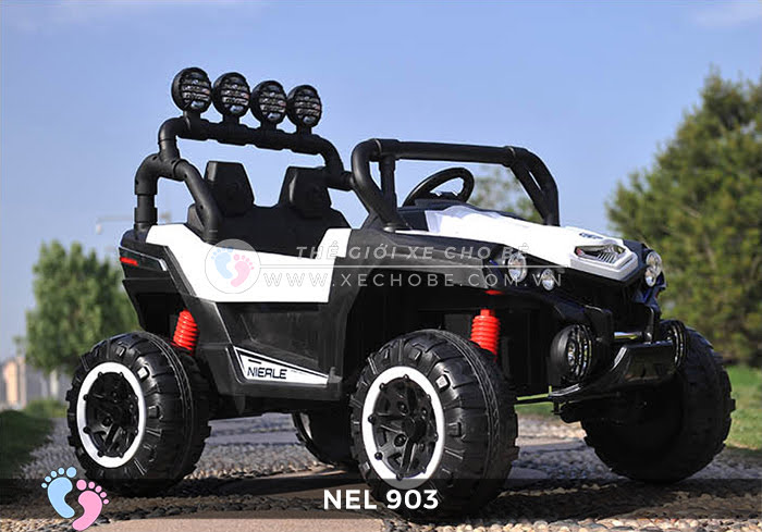 Xe ô tô điện địa hình NEL-903 4 động cơ 16
