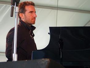 Photo: Aaron Goldberg withKurt Rosenwinkel New Quartet