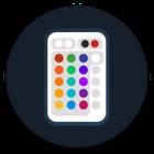RGB LED Remote