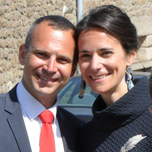 Nicolas et Gwenolla participent au cross Ouest France pour soutenir L'Arche La Ruisselée !