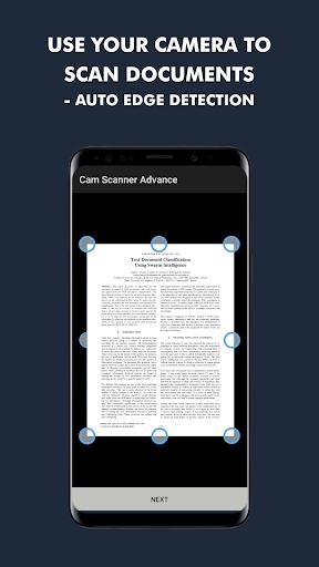 Cam Scanner Advance screenshot 4