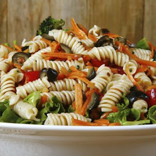 Old Bay Pasta Salad