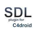 SDL plugin for C4droid icon