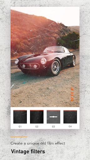 Retro Filter - Vintage Camera Effects Photos 1.1.2 screenshots 2