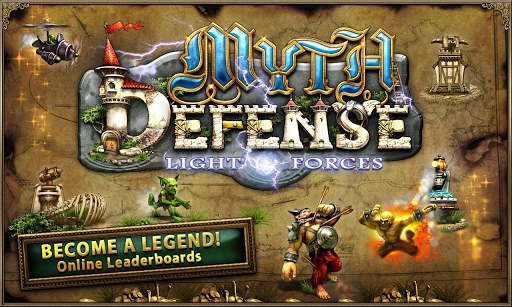 Myth Defense LF free  screenshots 2