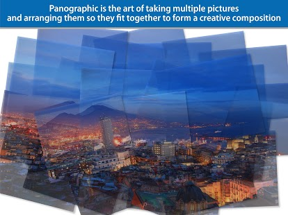 Panographic Photo Screenshot