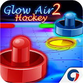 Glow Hockey Air Fun 2