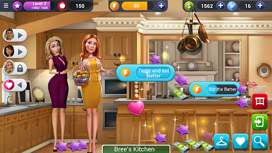 Desperate Housewives: The Game MOD 18.19.35 (Unlimited Cash/Diamonds) Apk + Data 6