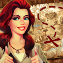 Jones Adventure Mahjong - Quest of Jewels Cave icon
