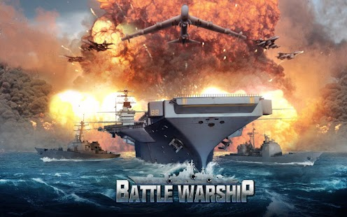 Battle Warship:Naval Empire Screenshot