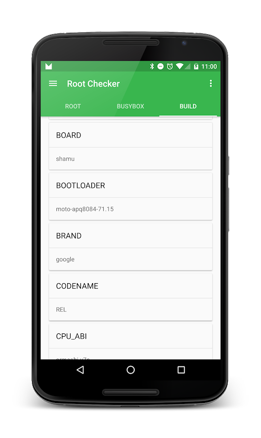 Root Checker- screenshot