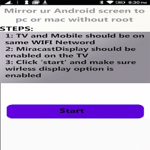 Download Screen Mirroring Assistant For PC Windows and Mac