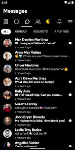 NoSeen para Facebook Messenger - Unseen