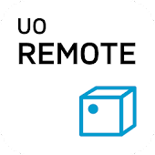 Remote for UO SB Laser NX