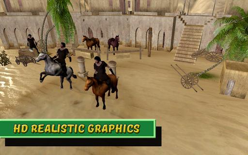 Arabian Horse Adventure