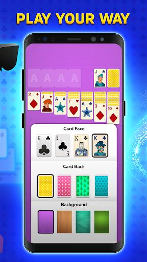 Solitaire Play u2013 Classic Klondike Patience Game 2.1.1 screenshots 3