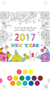 ColorFil - Adult Coloring Book - náhled
