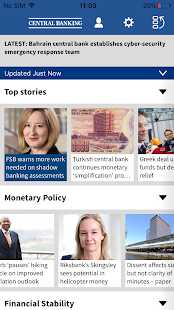 Central Banking- screenshot thumbnail