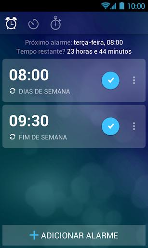 Despertador Grátis + Timer - Imagem 1 do software