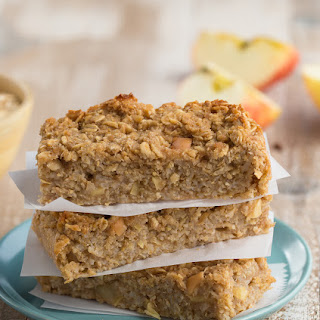 Apple-Cinnamon Cake Bars