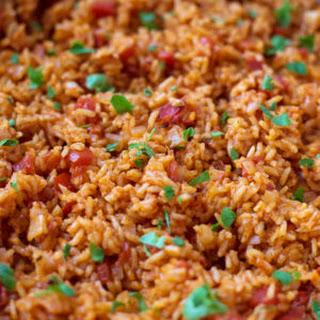 Flavorful Spanish Rice.