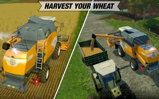 Tractor Cargo Transport: Farming Simulator apkpoly screenshots 16