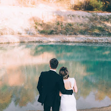 Wedding photographer Nikolay Kirienko (Dhoune). Photo of 11.10.2015