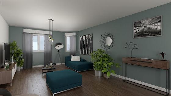 Vente maison 4 pièces 100,83 m2