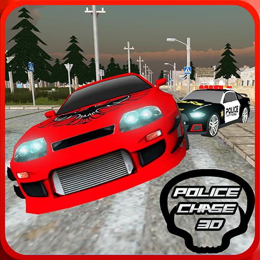 警方大通 - 犯罪城3D 賽車遊戲 App LOGO-硬是要APP
