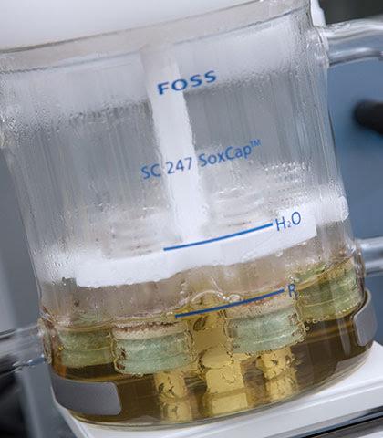 SC 247 SoxCap™ – Блок гидролиза для определения полного содержания жира